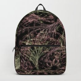 Red Magical Wisps Backpack