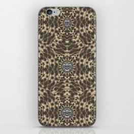 I am big cat with sweet catpaws decorative iPhone Skin