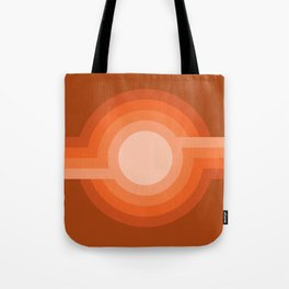 Moonspot - Red Rock Tote Bag