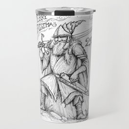 Warrior Saint Nicholas Travel Mug