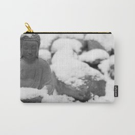 Buddha in Himalaya Carry-All Pouch