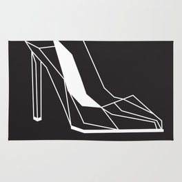 raya goods : stiletto architecture Rug