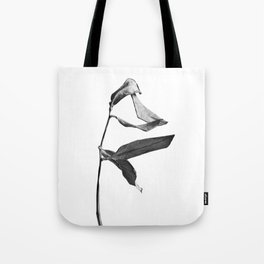 WABI SABI Dead Leaves. Tote Bag