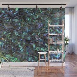 Abalone Shell   Paua Shell   Natural Wall Mural