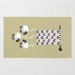 Wool Scarf Rug