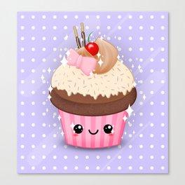 Cutie Cake Alternate Canvas Print