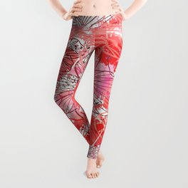 Love for florals Leggings