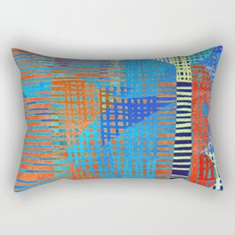 Fishing Nets Rectangular Pillow