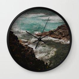 Queens Bath Wall Clock