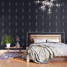 Blue Ribs Wallpaper
