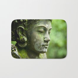 Peaceful Buddha Bath Mat