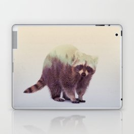 Little Ones: Raccoon Laptop & iPad Skin