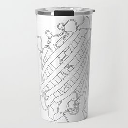 GFP (black) Travel Mug