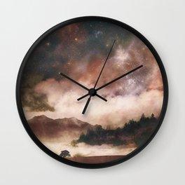 Stellar Wall Clock