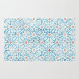 Hara Tiles Light Blue Rug