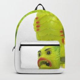 Wind-up Plastic Monster Backpack