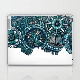 Guanajuato México Skyline Laptop & iPad Skin