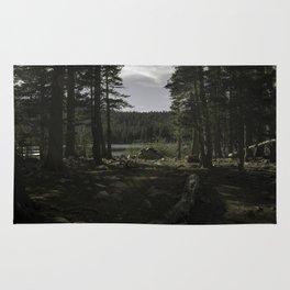 Good Morning Forest Rug