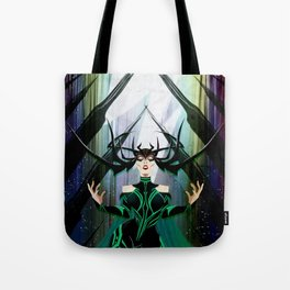 Absolute Power Tote Bag