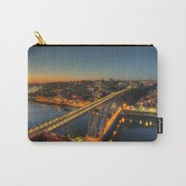 Porto twylight bridge Carry-All Pouch