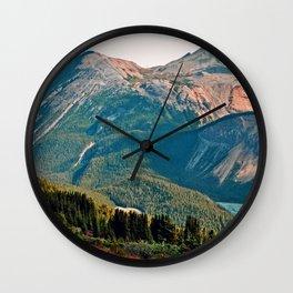 Parker Ridge Trail Wall Clock