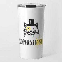 Sophisticat Travel Mug