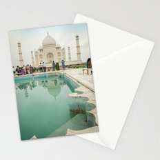 Azure Pools at the Taj Stationery Cards