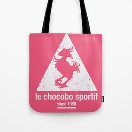 Chocobo Sportif Tote Bag