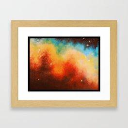 Nebulous.2 Framed Art Print