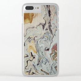 DUENDE Clear iPhone Case