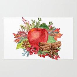 Apple Bouquet Rug