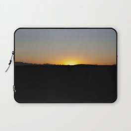 the sun will come out tomorrow Laptop Sleeve