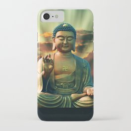 Buddha Sunrise iPhone Case