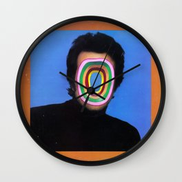 You Smile - The Story Begins Wall Clock