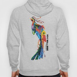 The Phoenix | You Will Rise Hoody