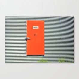Door 14 Canvas Print