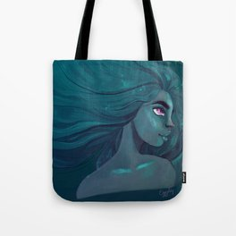 Blue is the warmest colour Tote Bag