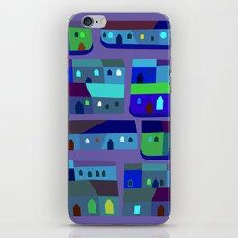 Tepito de Azul iPhone Skin