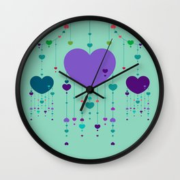 Dream Catchers Wall Clock