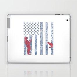 American Fisherman Laptop & iPad Skin