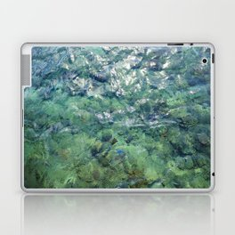 The Water of Bora Bora Laptop & iPad Skin