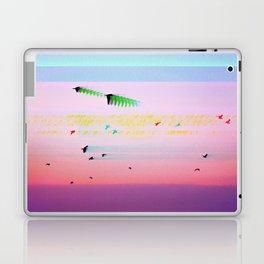 Birds Transcending Time Laptop & iPad Skin