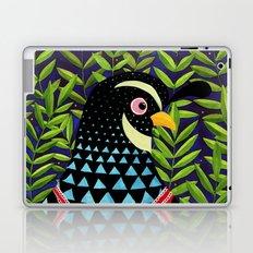 The quail prince has arrived Laptop & iPad Skin