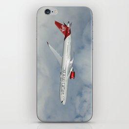 Virgin Dreamliner iPhone Skin