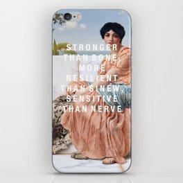 sappho iPhone Skin