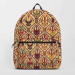 Kilim Fabric Backpack