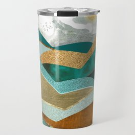 Golden Hills Travel Mug