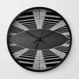 Urban Shape Wall Clock