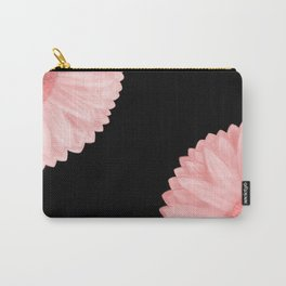 Pink Gerberas Carry-All Pouch