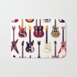 Guitar Life Bath Mat